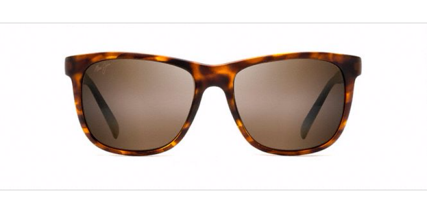 Maui Jim's Tail Side shades ($250) come in five colors and won't slide down your nose as you swing.