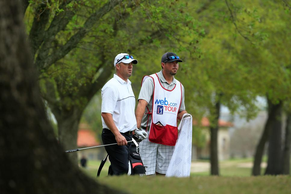 Chitimacha Louisiana Open - Round One