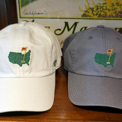 10 items you can buy only in the Augusta National member shop