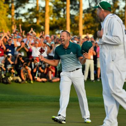Masters Winners & Losers: Sergio wins in playoff