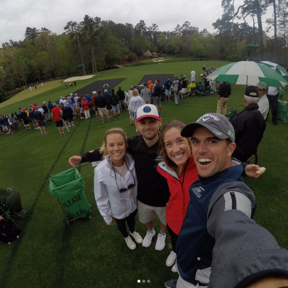 Masters 2017: The Week In Instagrams
