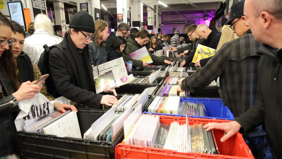 Record Store Day 2016 In London