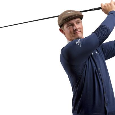 Bryson DeChambeau will wear a cool throwback look at the RBC Heritage