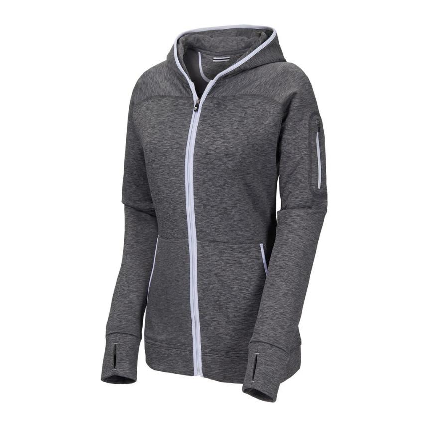 FootJoy fleece hoodie for women ($125)