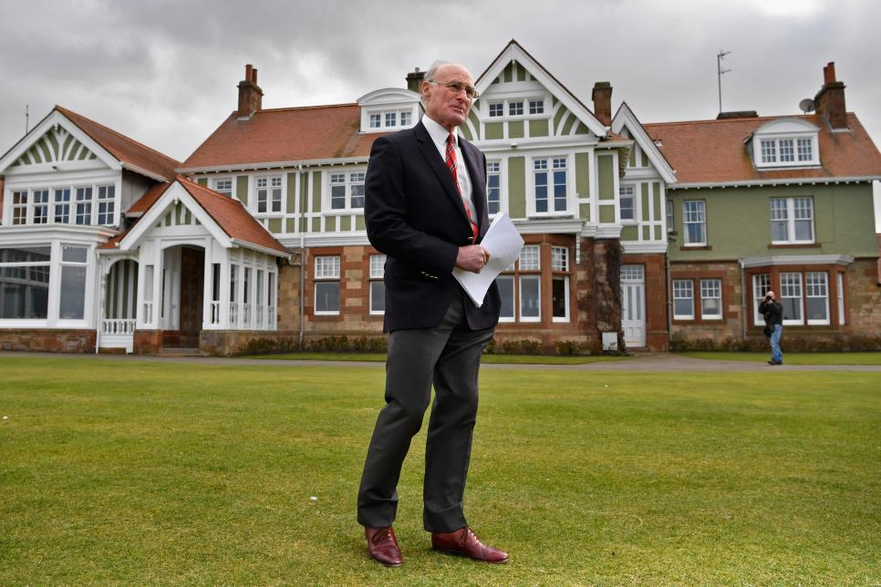 Muirfield Golf Club Announces Results Of Ballot To Admit Women Members