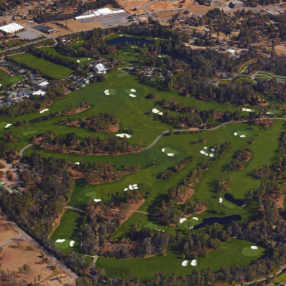 9 golf courses that look amazing in 3-D thanks to the new Google Earth