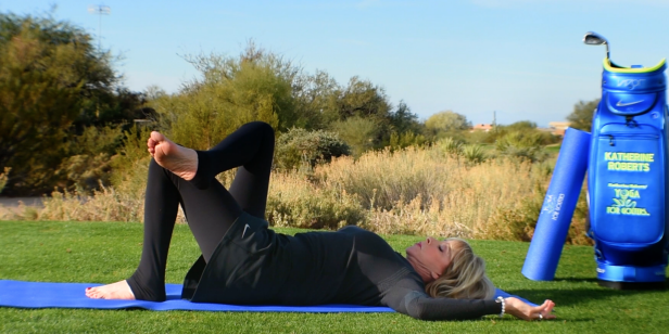 How yoga can make you swing faster