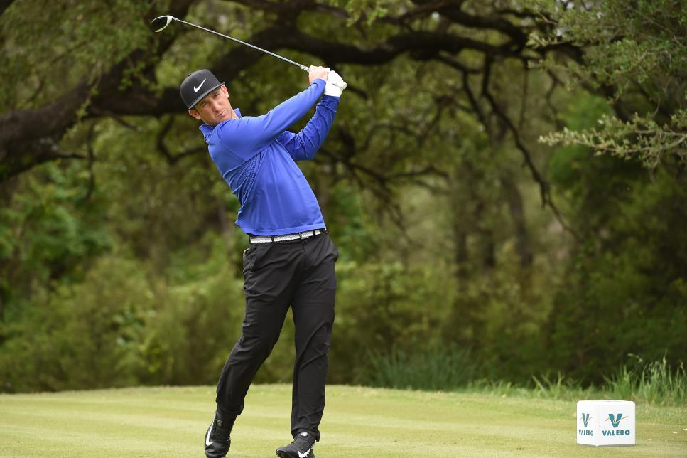 Valero Texas Open - Round Three