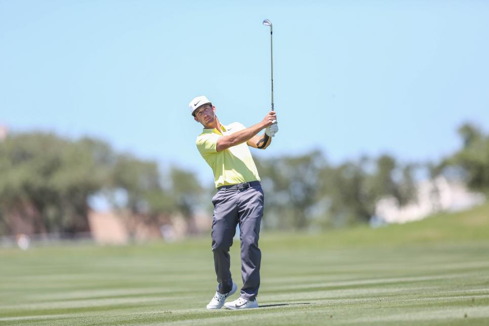 GOLF: APR 23 PGA - Valero Texas Open - Final Round
