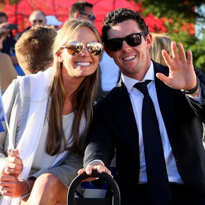 Rory McIlroy taken to task for not allowing media coverage of his wedding