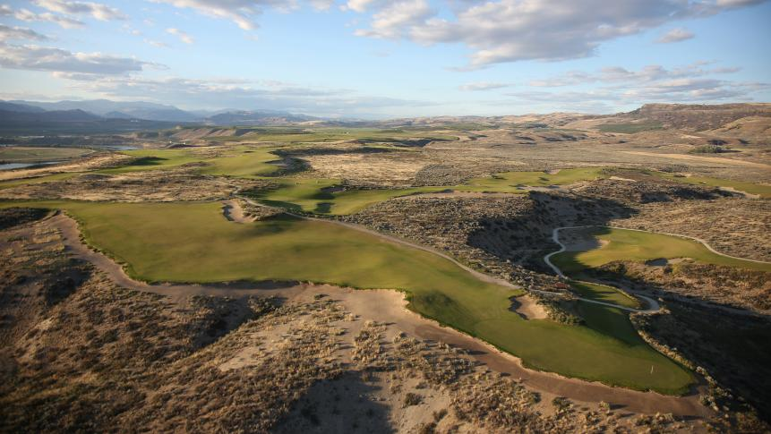 GAMBLE SANDS G.C.