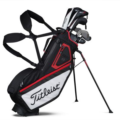 Titleist debuts new Players golf bags
