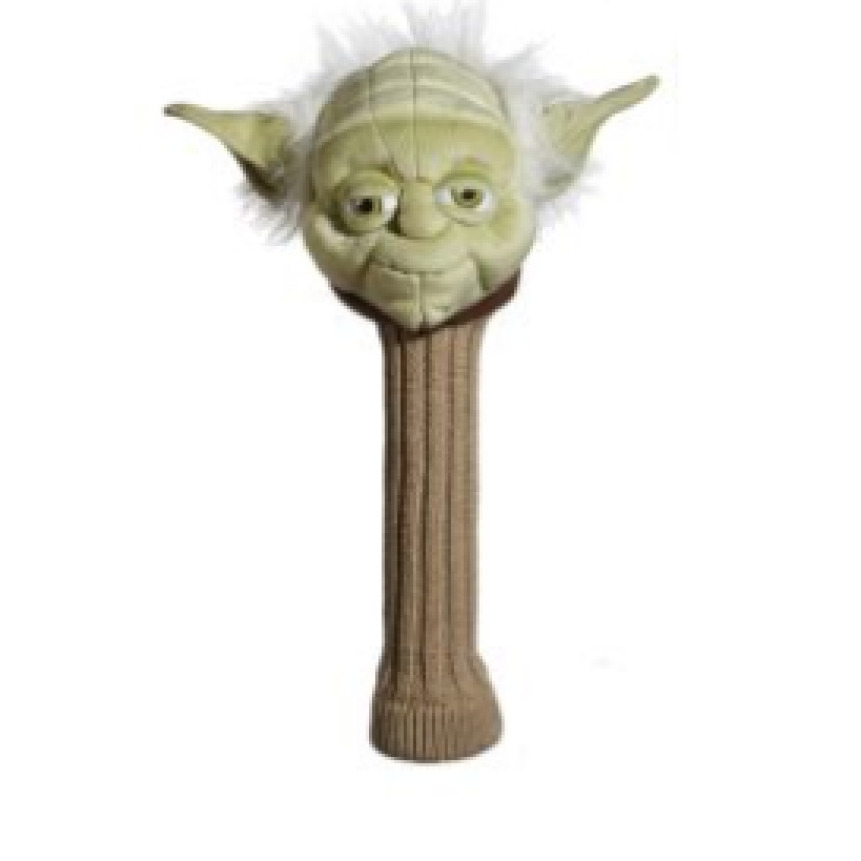 Yoda headcover from Dick's Sporting Goods