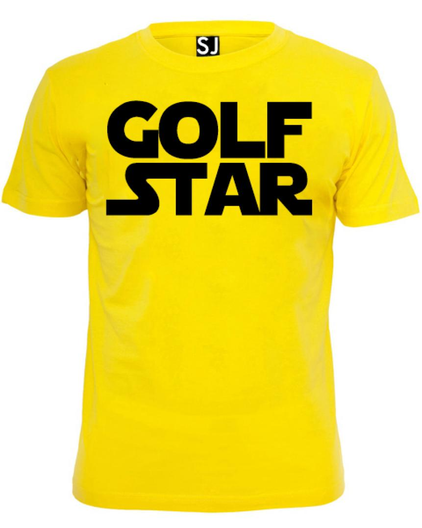 SwingJuice Galactic Golf Star T-Shirt