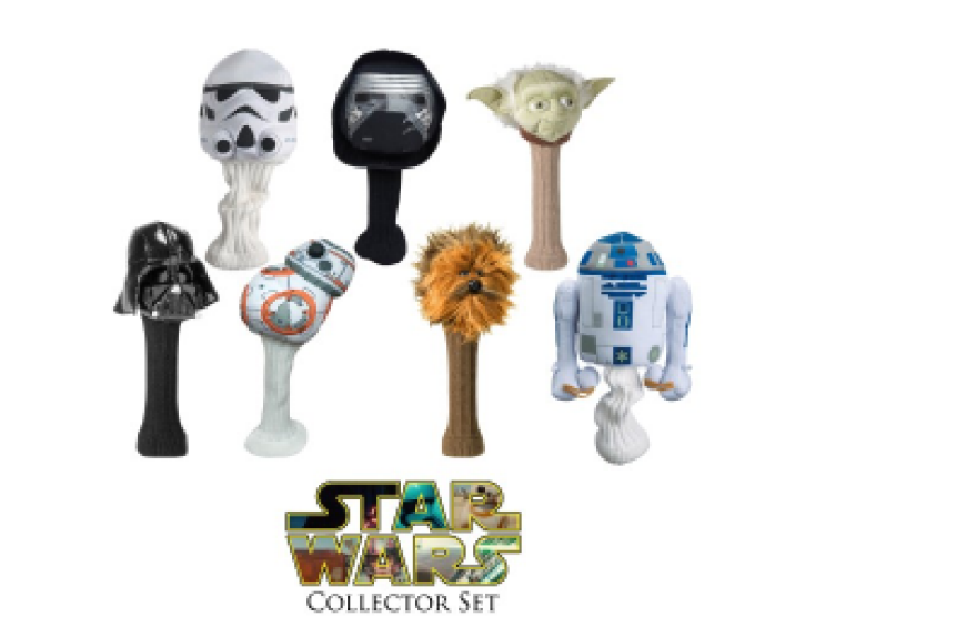 7-piece Star Wars Collector set