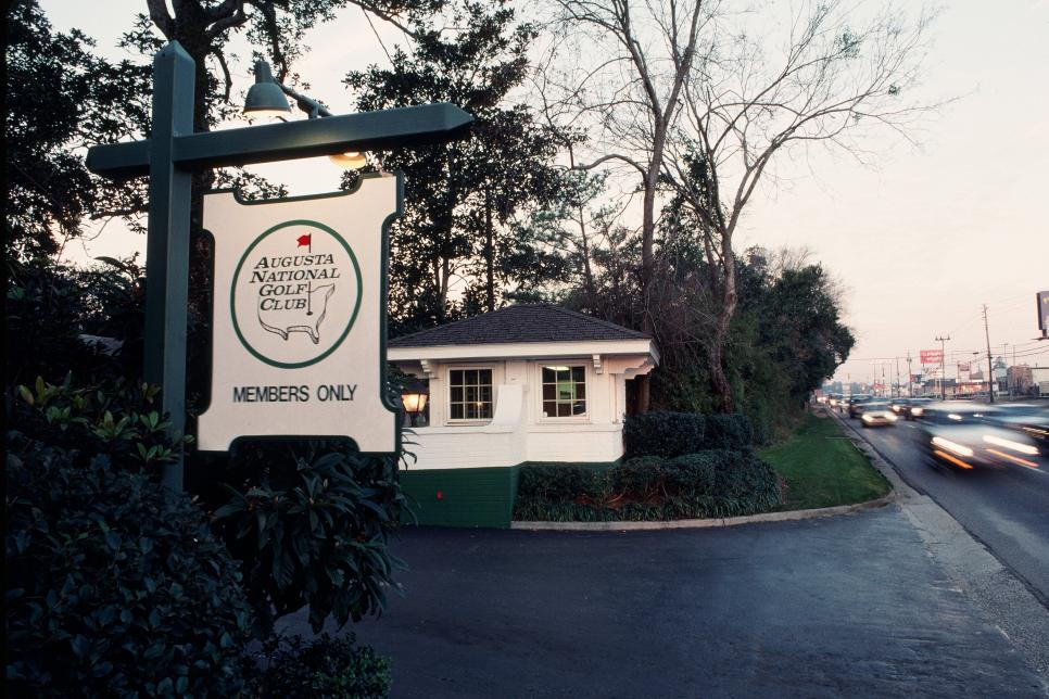 Augusta National Archive