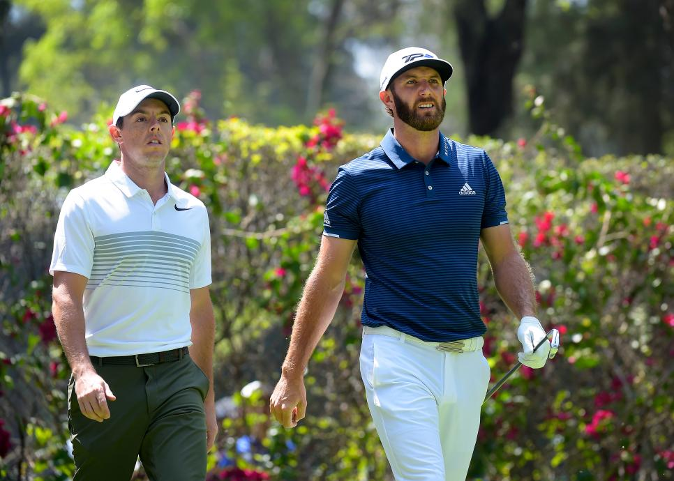 World Golf Championships-Mexico Championship - Round One