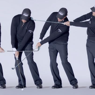 Frame-By-Frame: How To Copy Phil's Wedge