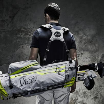 Vice Golf expands its direct-to-consumer offerings with waterproof golf bag