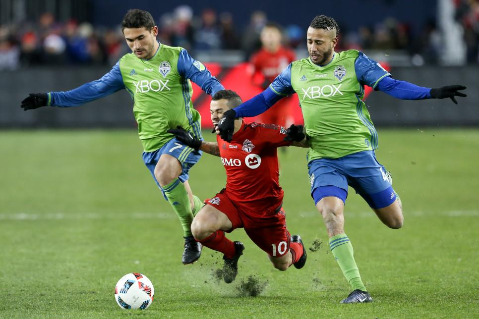 SOCCER: DEC 10 MLS Cup - Sounders at Toronto FC