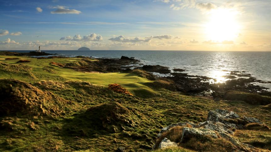 Trump's global courses: Trump Turnberry, Scotland (22nd in our World 100 rankings)