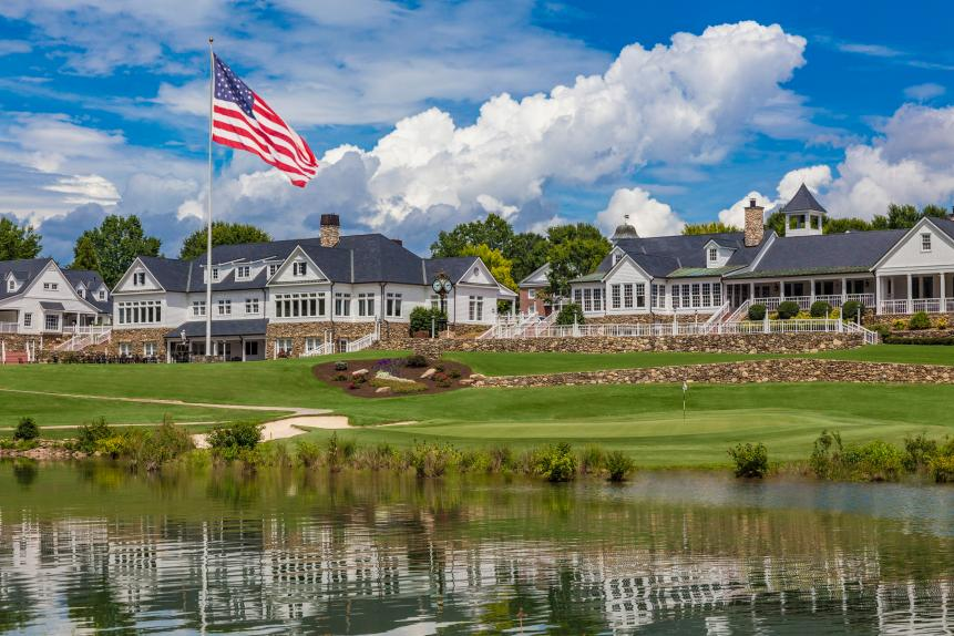 Trump National G.C., Charlotte (55.1209)