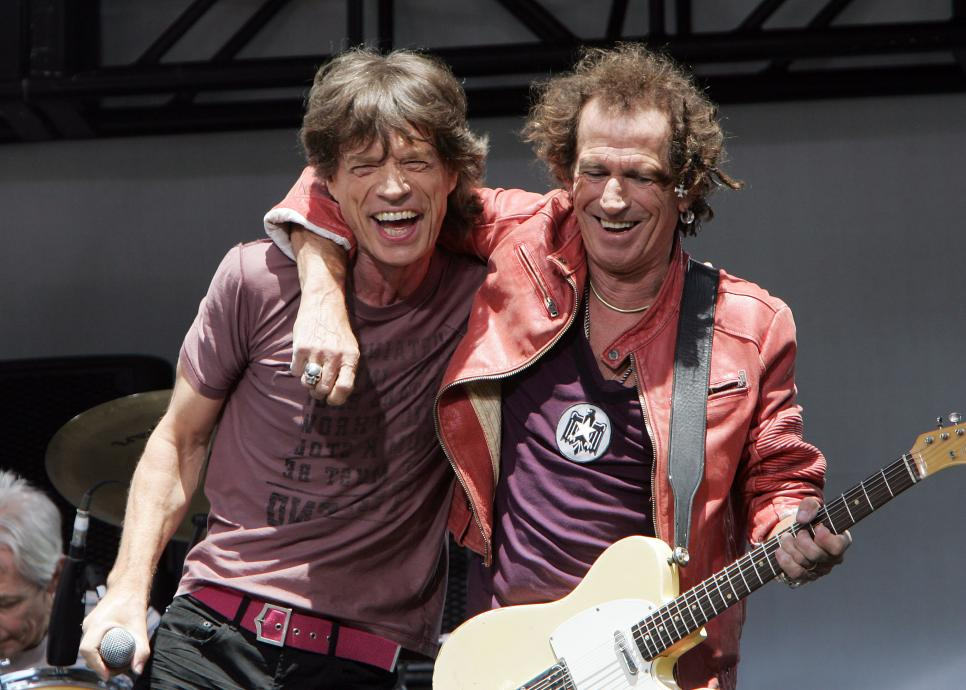 The Rolling Stones Announce Tour With A Live Performance