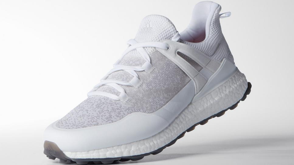 Adidas New All White Crossknit Boost Is A Perfect Summer Shoe This Is The Loop Golf Digest