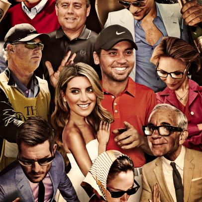 Who's Who In Jason Day's Entourage