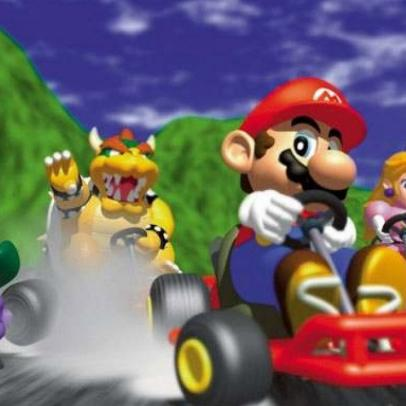 We need this 'Mario Kart' theme park attraction to open ASAP