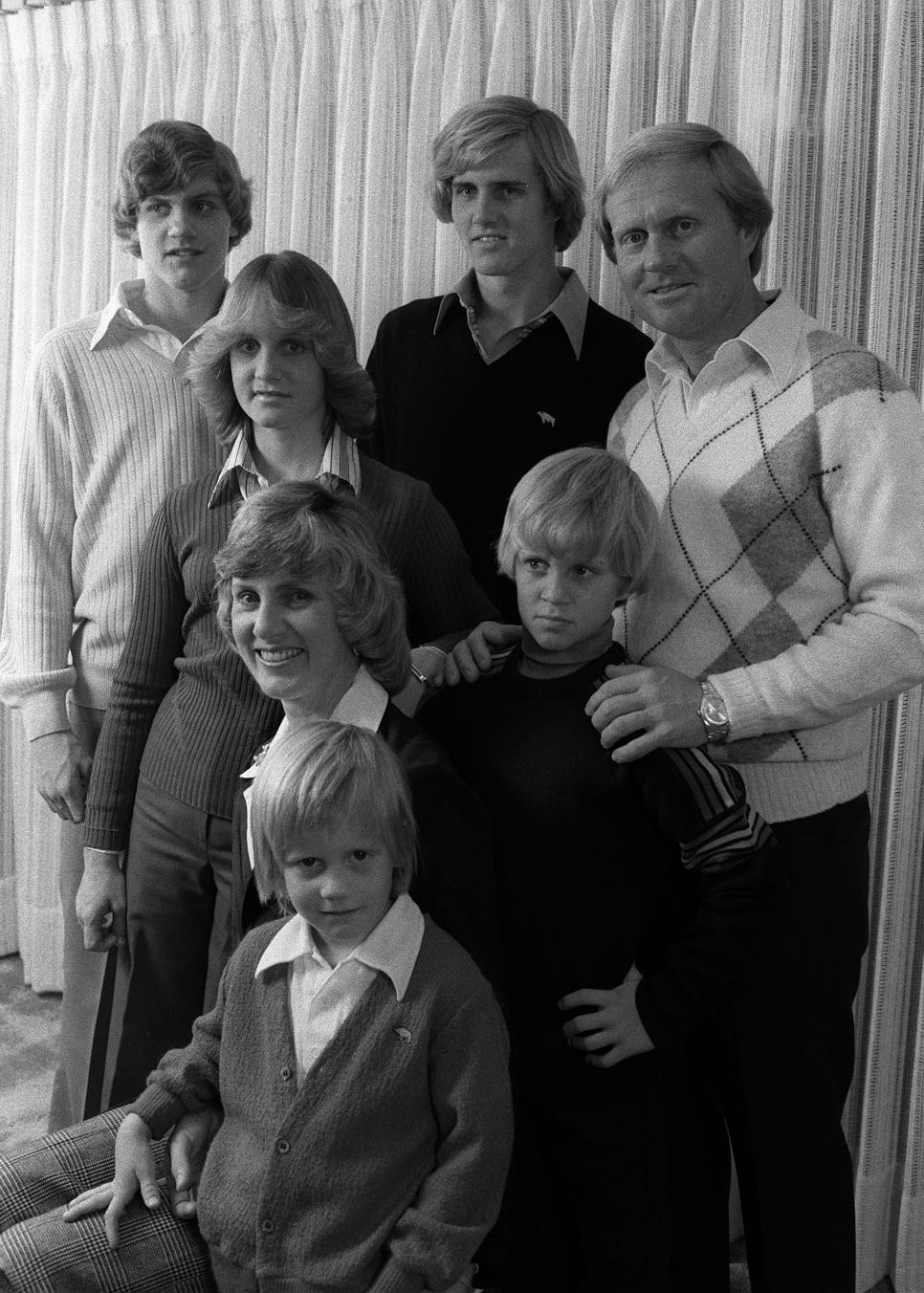 NICKLAUS FAMILY