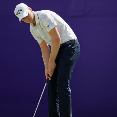 Get your putting in line like Daniel Berger