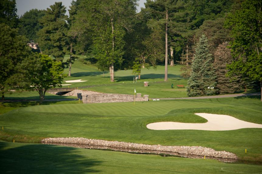 Oak Hill Course Images- Oak Hill Country Club