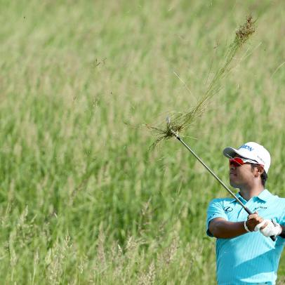 Rough Estimate: The real effects of Erin Hills' tall grass