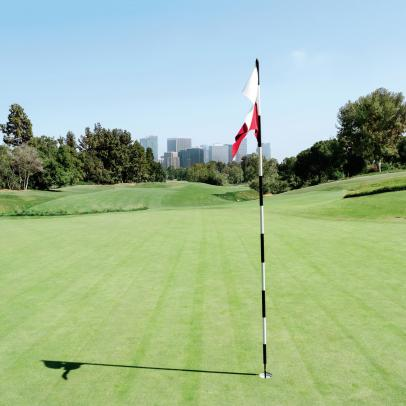 Golf in Los Angeles: Part Royal and Ancient, Part Disney