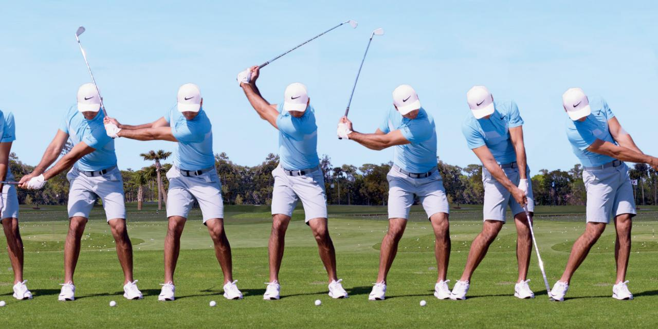 Swing Sequence: Jason Day | Instruction | Golf Digest