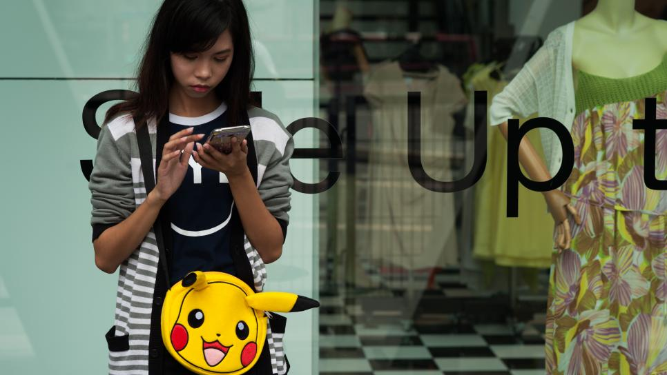 Pokemon Go: First Meeting in Thailand