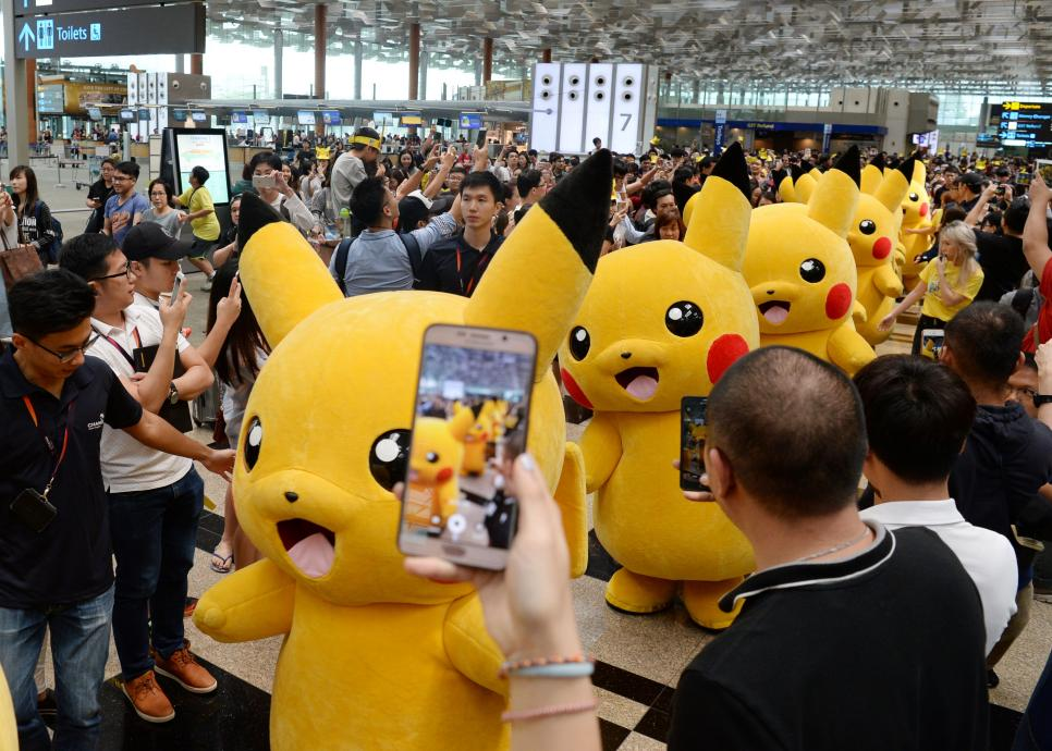 SINGAPORE-LIFESTYLE-POKEMON