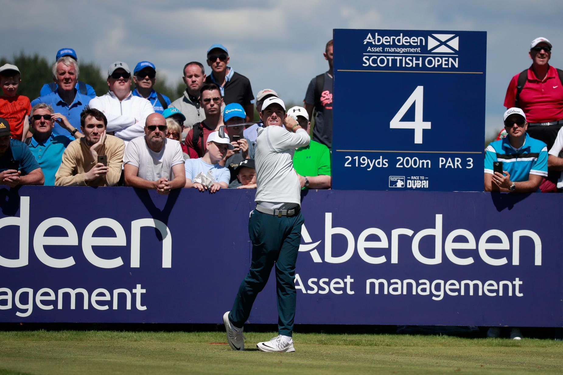 AAM Scottish Open - Previews