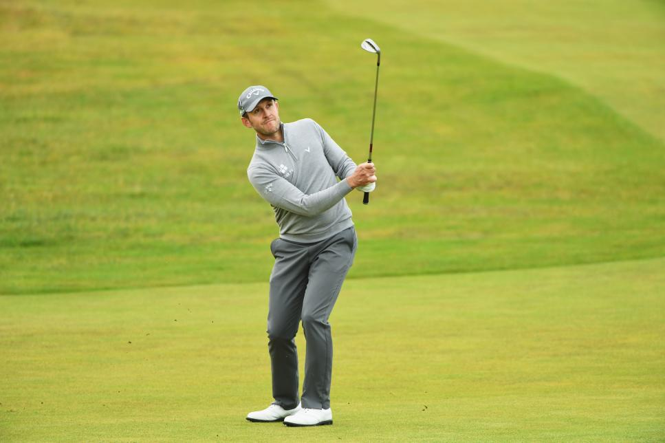 146th Open Championship - First Round