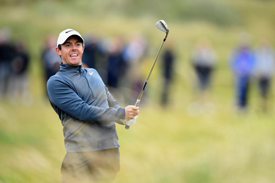 146th Open Championship - Day Two