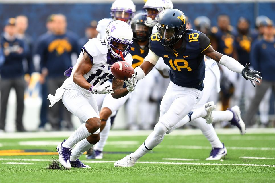 TCU v West Virginia