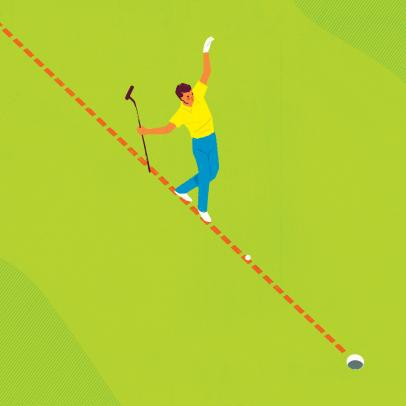 Start Every Putt On A Great Line