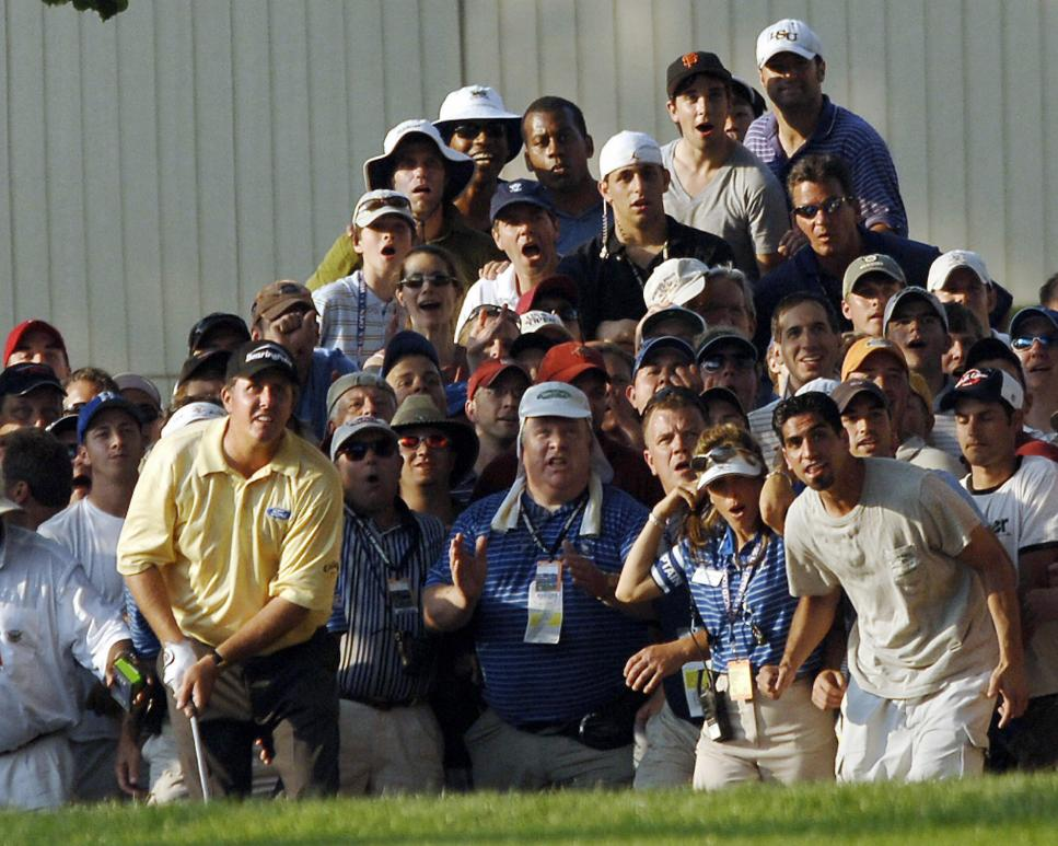 2006 U.S. Open Phil Mickelson