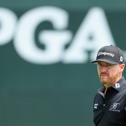PGA Championship 2017: Jimmy Walker's title defense isn't playing out at all like he imagined