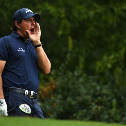 PGA Championship 2017: Phil Mickelson's struggles reflect the weight of time