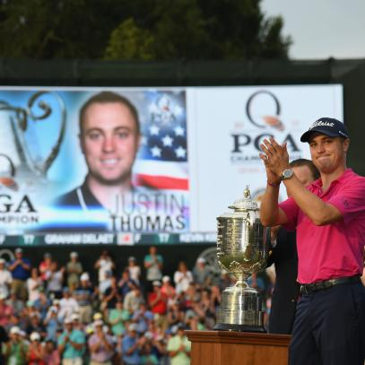 Justin Thomas' PGA win another milestone in a new golden era