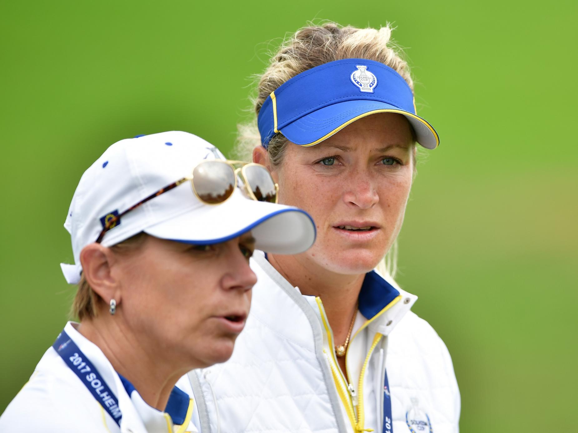 The Solheim Cup - Preview Day 3
