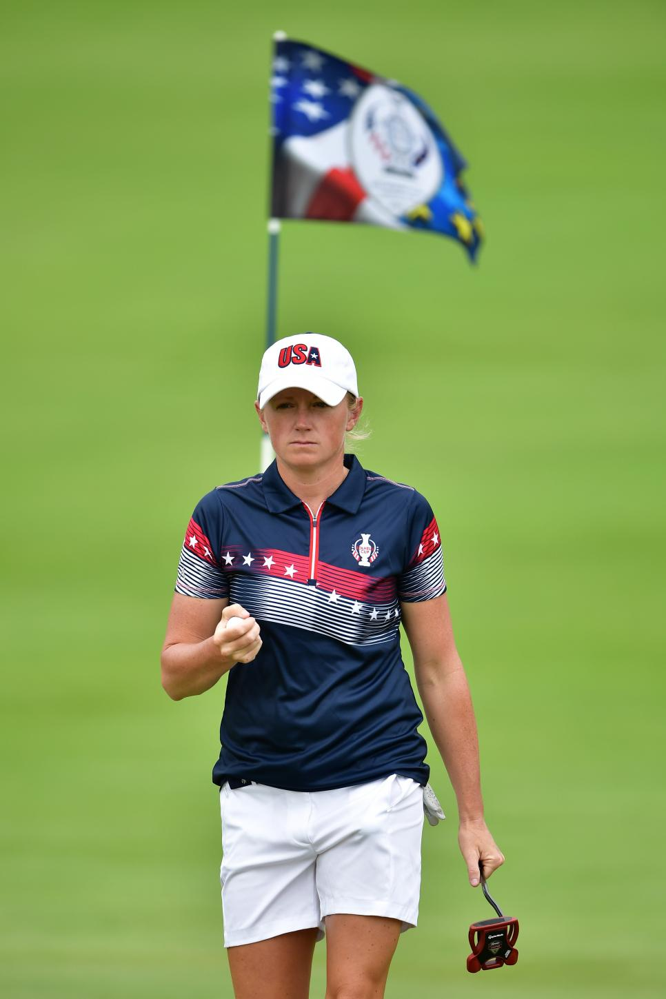 stacy lewis - solheim cup