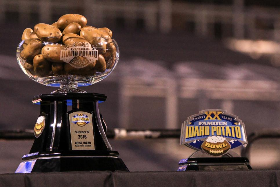 Famous Idaho Potato Bowl - Idaho v Colorado State